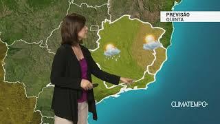 Previsão Sudeste – Frente fria avança pelo litoral de SP e RJ