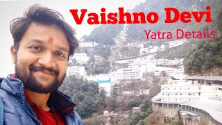 Vaishno Devi Yatra | How to reach Vaishno Devi | Vaishno Devi Yatra Guide | Vaishno Devi Tour