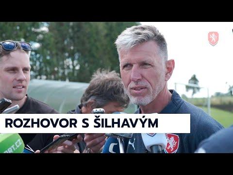 Jaroslav Šilhavý: Před další nominací budeme mít z čeho vybírat