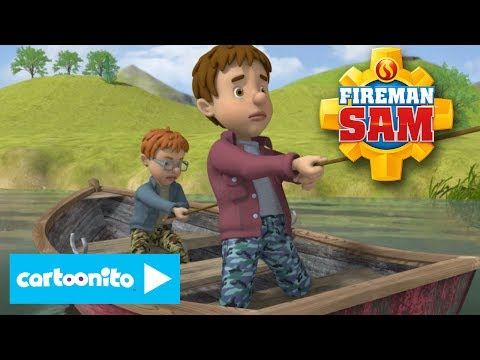 Fireman Sam | River Rescue | Cartoonito