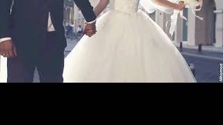 أحلى طلات للعروس والعريس 😍😍فرحت مين ربي كتبني ليك😍