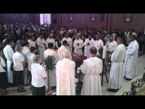 Familia redentorista despide a su Hermano Padre Eric Pérez QEPD.