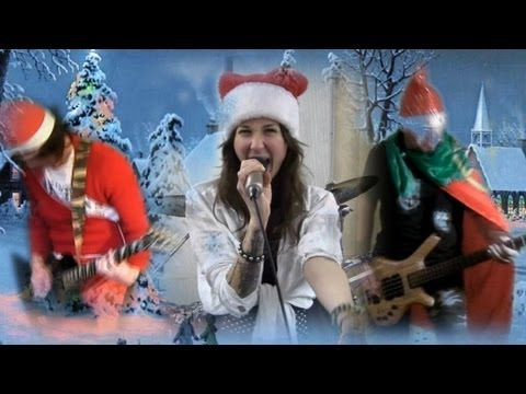 jingle bells full cover rock metal version merry christmas - Heavy Metal Christmas Music