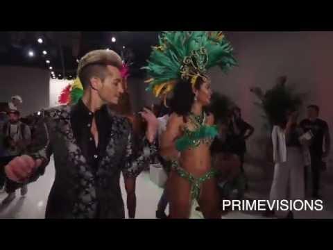Primevisions Media || NYFWM SS17: NICK GRAHAM SS17 'HAVANA' PRESENTATION
