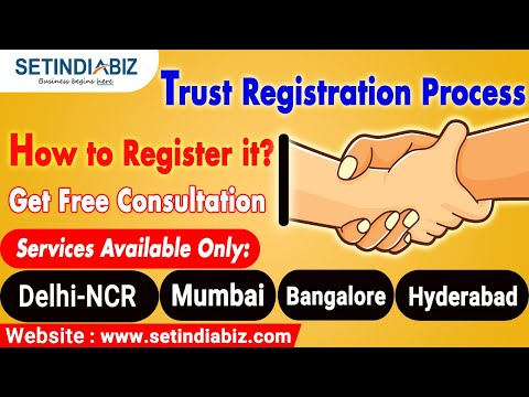Trust Registration Process | How To Apply | Fee | Trust Deed | Explained By Setindiabiz