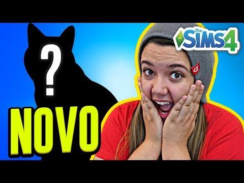 THE SIMS 4: O NOVO MEMBRO DA FAMÍLIA!! 😻😻