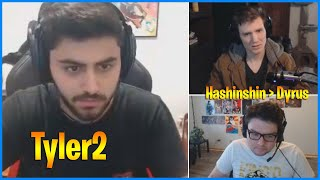 Yassuo Plays Draven Better Than Tyler1? Hashinshin outplays Dyrus   LoL Daily Moments Ep #298