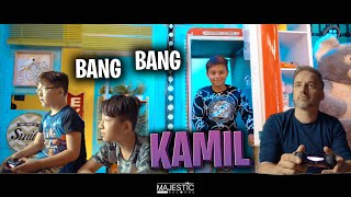 "KAMIL - Bang bang - Clip Officiel ""Fortnite 2.0"" Famille Gayat"