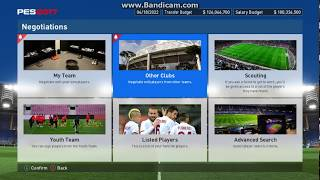How to hack pes 2017 master league by cheat engine.