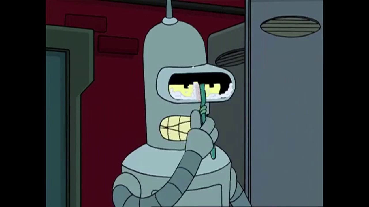 Bender Is Great Nop Youtube