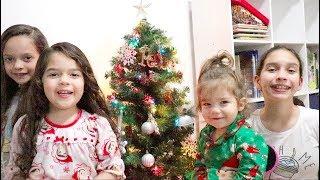 Kids Decorate Their Own Christmas Tree! || VLOGMAS DAY 5