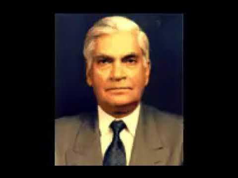 Pakistani nuclear physicist and professor Ishfaq Ahmad Died at 87