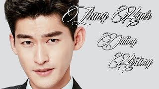 Women Zhang Han 張翰 Has Dated