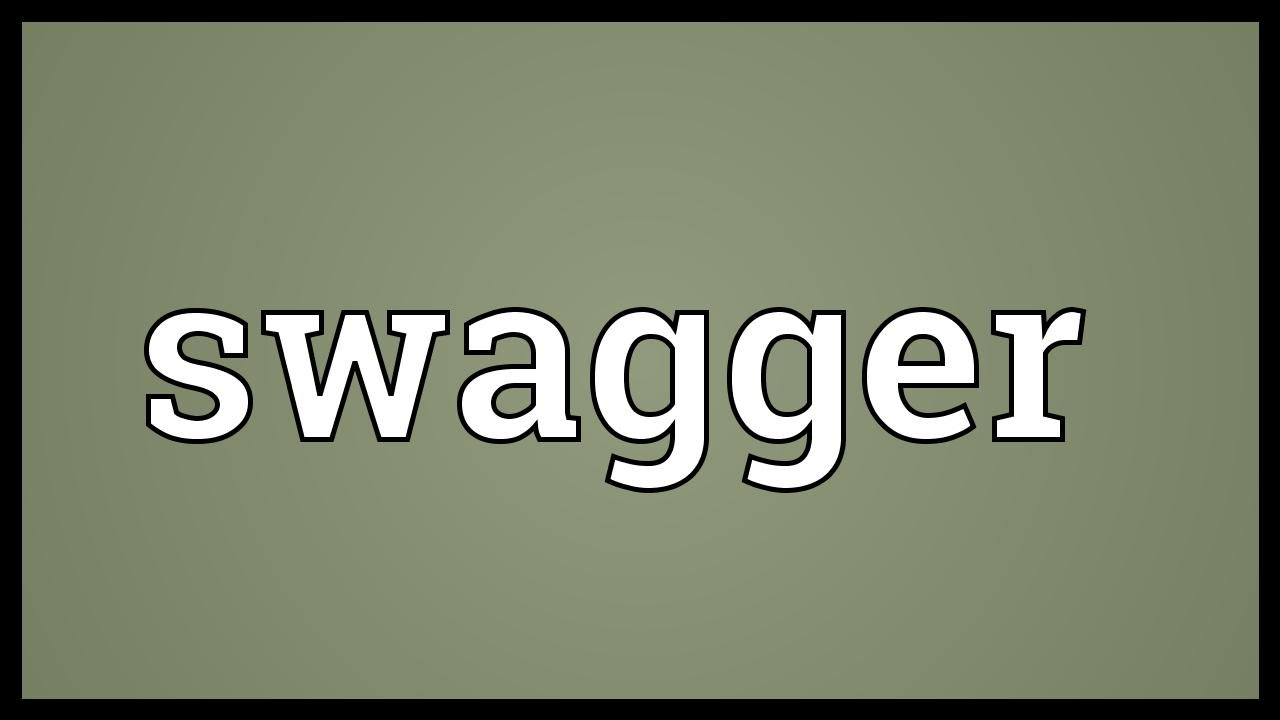 Swagga definition
