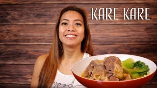 Keto Filipino - How To Make Kare Kare (Peanut Butter Oxtail Stew) Using An Instant Pot