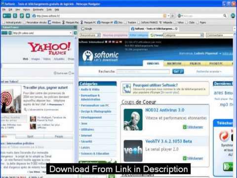 Netscape Navigator- Téléchargement gratuit [2014]