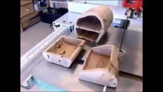 1st Bandsaw Box .wmv