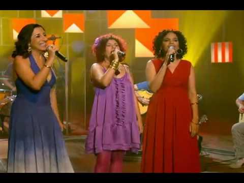 Três Meninas do Brasil - Meninas do Brasil (Som Brasil)