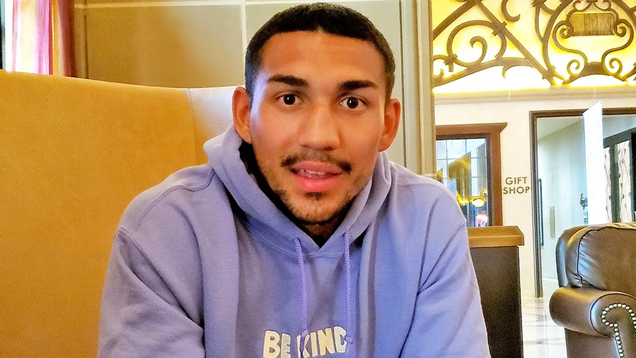 """Download TEOFIMO LOPEZ """"IF I LOST WOULD LOMA GIVE ME THE SAME RESPECT"""" TALKS MOVING ON FROM LOMA & LIFE"""