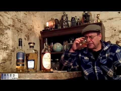 ralfy review 690 - Blending-up an 1980's auction whisky.