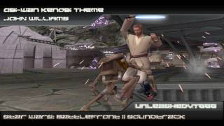 Star Wars: Battlefront II Soundtrack - Obi-Wan Kenobi Theme