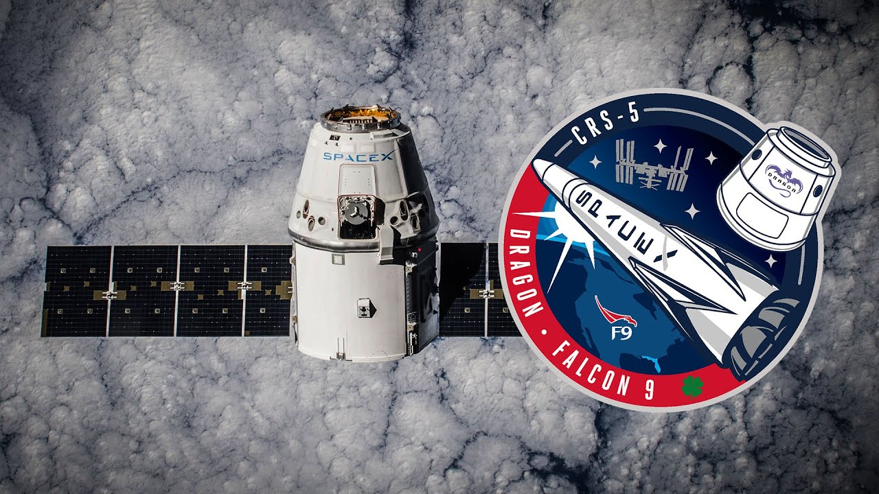 SpaceX CRS-5 Launch: What is the footage that appears to contain