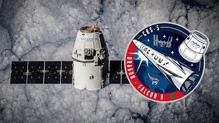 CRS-5 Launch