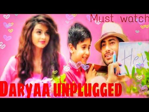 Daryaa Unplugged Video Song || Manmarziyaan || Amazing Love Story 2018💕💕