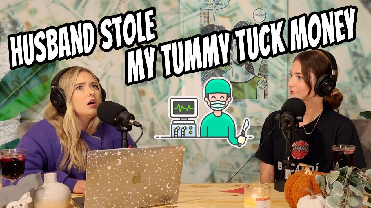 Download 'Husband Stole My Tummy Tuck Money' -- Reddit Story
