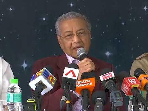 Malaysia mahu jual kapal Equanimity secepat mungkin – Tun Mahathir