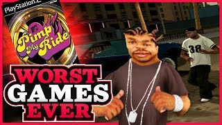 Worst Games Ever - Pimp My Ride