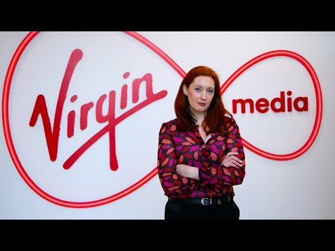 Interfacing Corporate Affairs at Virgin Media  What I did next
