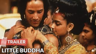 Little Buddha 1993 Trailer | Keanu Reeves | Bridget Fonda