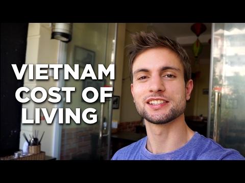 COST OF LIVING IN VIETNAM