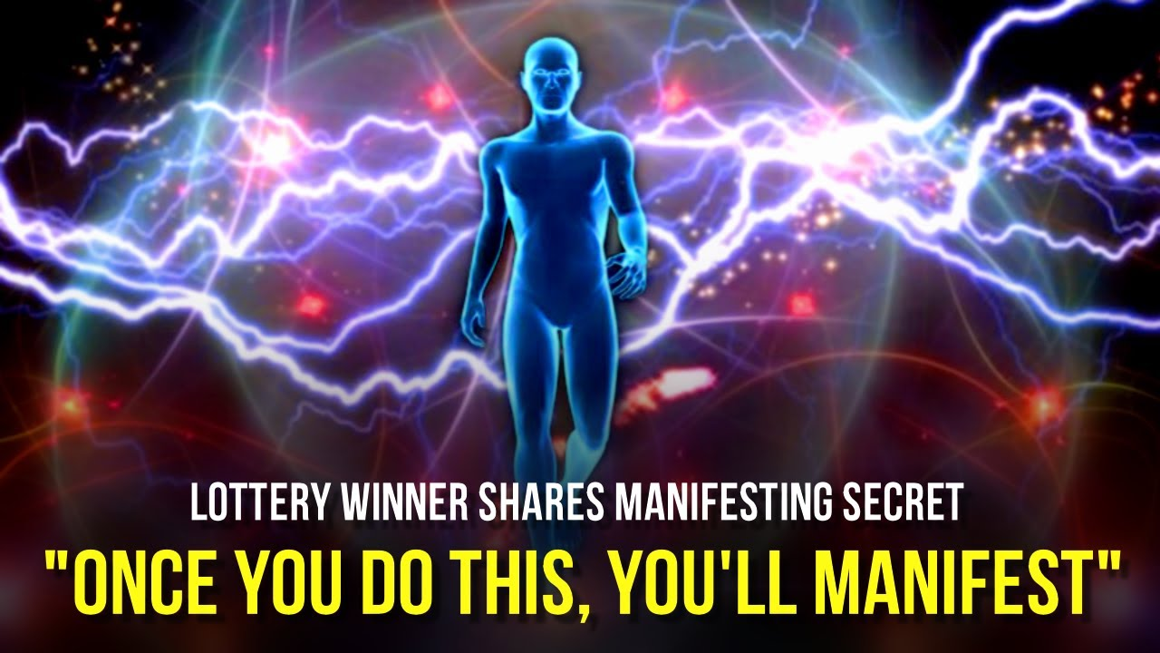 IT'S ALREADY YOURS! | Mark Haughton (lottery winner shares how to manifest)