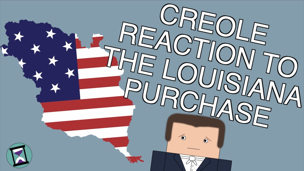Download How did Creoles React to the Louisiana Purchase? (Short Animated Documentary)
