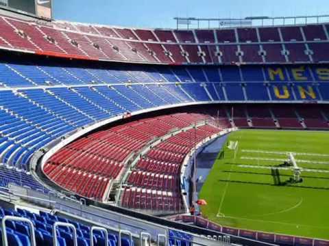 camp nou barcelona tour guide to football stadium museu stadium for