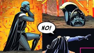 When Darth Vader Tried On a New Mask(Canon) - Star Wars Comics Explained