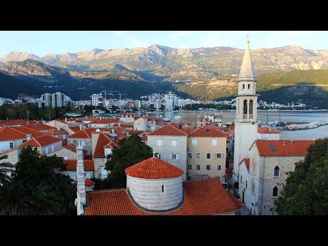 Что посмотреть в Черногории 2019? (Будва, Котор, Которский залив,Чёрное озеро)