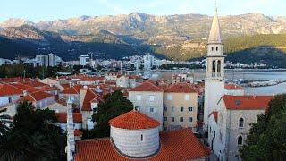 Прекрасная Черногория 2019 Будва Котор Которский залив Чёрное озеро