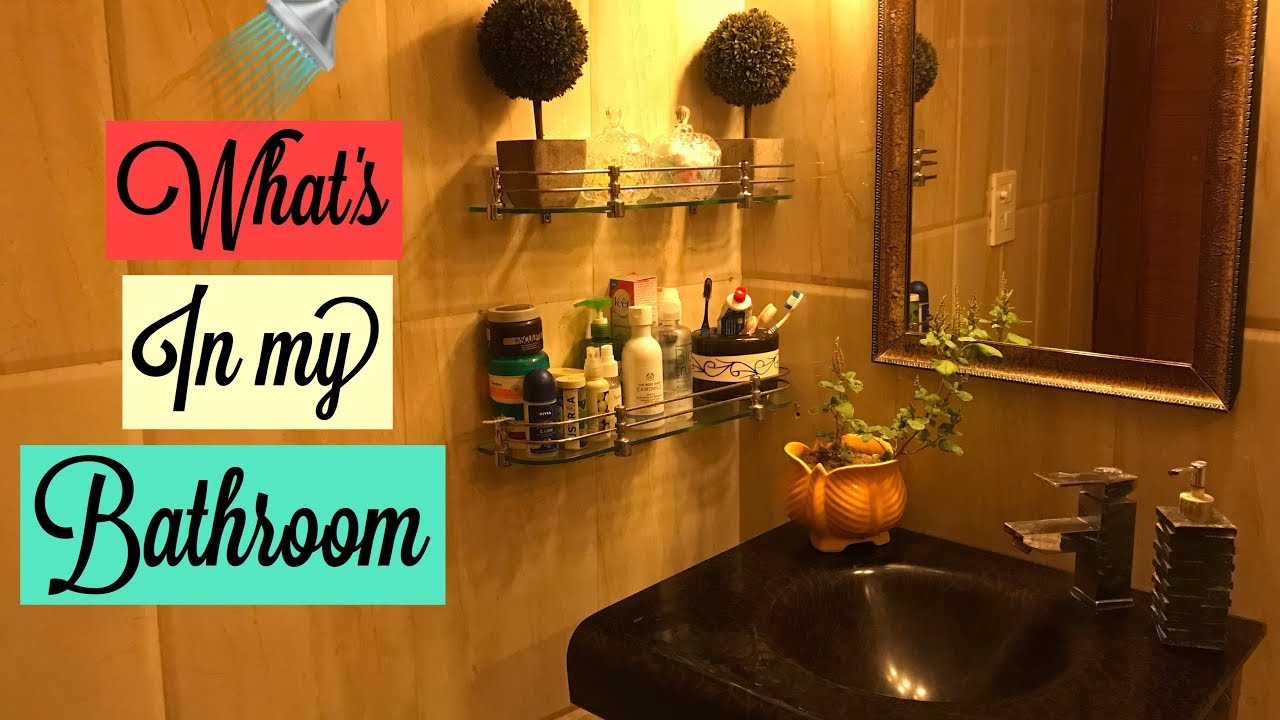 THE CLEANEST BATHROOM EVER | BATHROOM TOUR | Mommy and ...