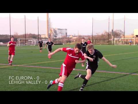 FC Europa v Lehigh Valley United 04-14-18