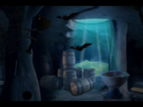 Blue treasure cave escape прохождение