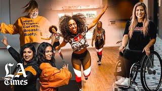 Meet the L.A. dancers capitalizing on L.A's. influencer culture