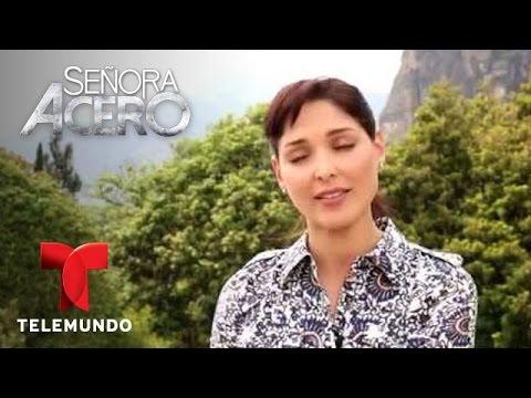 Señora Acero | Conoce a Sara Aguilar | Telemundo Novelas