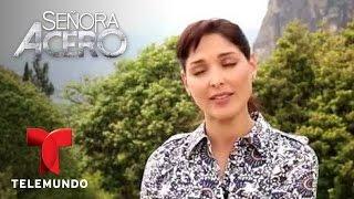 Conoce a Sara Aguilar interpretada por Blanca Soto en la novela Señora Acero