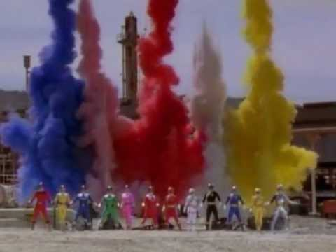 Power Rangers Top 10 Moments