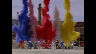 Repeat youtube video Power Rangers Top 10 Moments