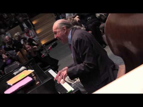 """Jazz Great BOB DOROUGH """"The Good Eleven"""" School House Rock w/Jeremy @ Midday Jazz 5/6/15"""