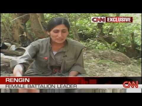 cnn - life for kurdish rebels
